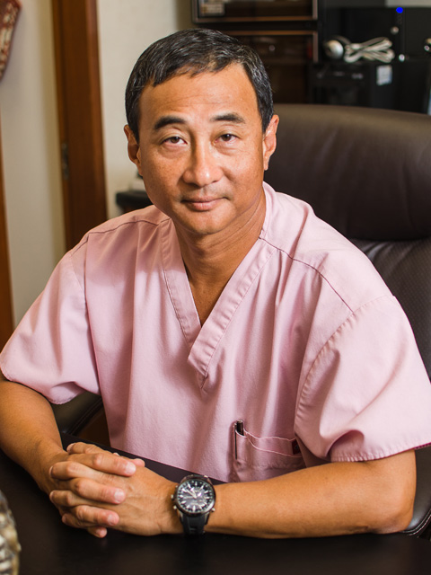 Dr Leslie Kuek Bak Kim