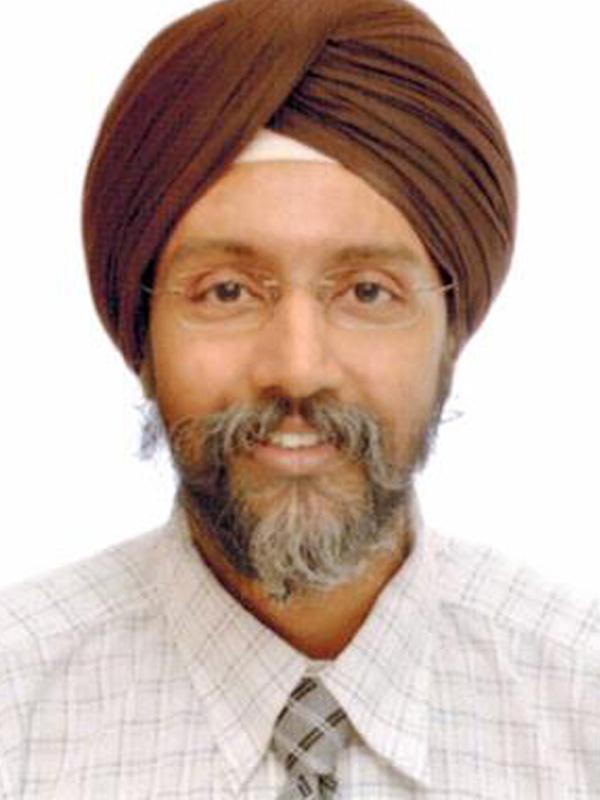 Dr Baldev Singh