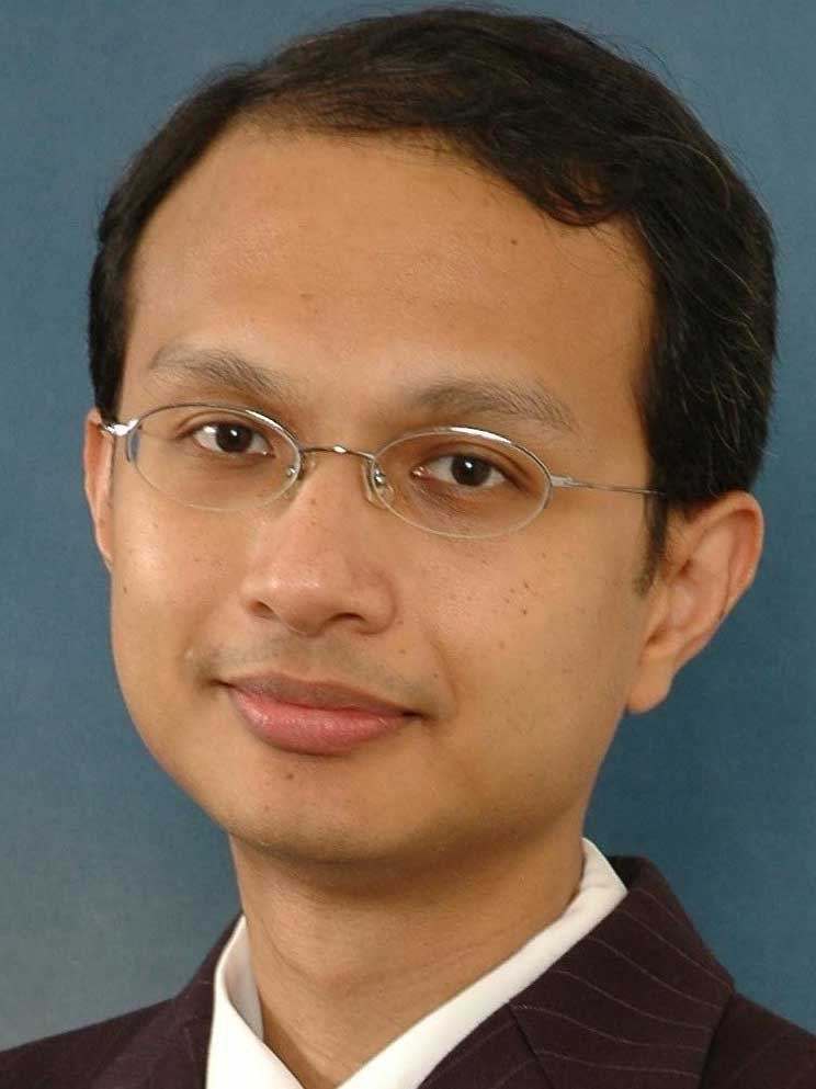 Dr Rajendra Tiruchelvarayan